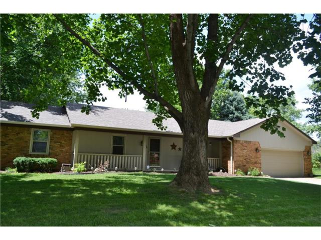 5964 Williams Drive, Plainfield, IN 46168 (MLS #21494536) :: Mike Price Realty Team - RE/MAX Centerstone