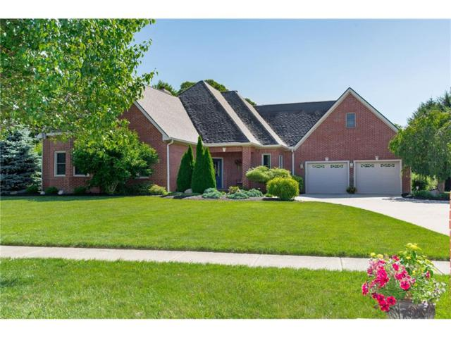 2237 Woodcreek Drive, Avon, IN 46123 (MLS #21494608) :: Indy Plus Realty Group- Keller Williams