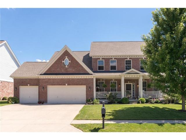7949 Heather Court, Brownsburg, IN 46112 (MLS #21494614) :: Mike Price Realty Team - RE/MAX Centerstone