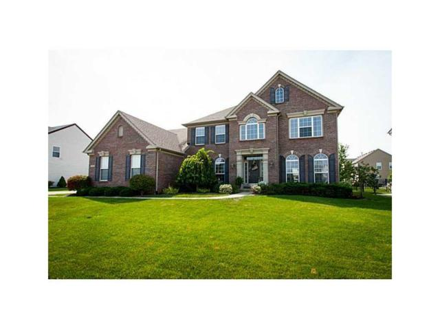 7723 Cross Creek Drive, Avon, IN 46123 (MLS #21494621) :: Mike Price Realty Team - RE/MAX Centerstone