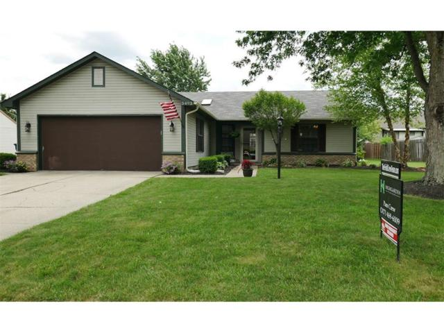 5493 Allison Way, Noblesville, IN 46062 (MLS #21494659) :: Mike Price Realty Team - RE/MAX Centerstone