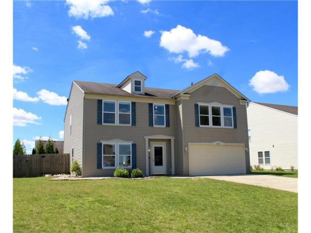1363 King Maple Drive, Greenfield, IN 46140 (MLS #21494677) :: RE/MAX Ability Plus