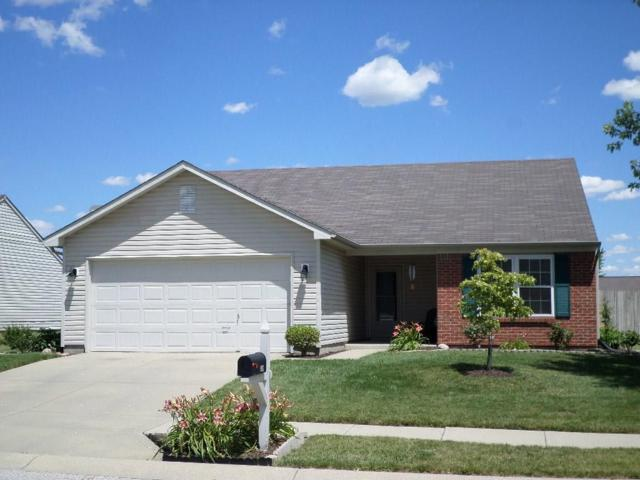 749 Helm Drive, Avon, IN 46123 (MLS #21494709) :: Mike Price Realty Team - RE/MAX Centerstone