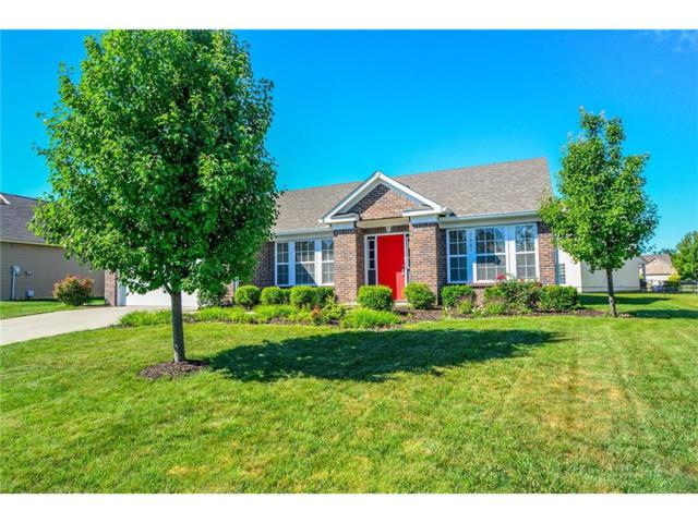 7681 Cole Wood Boulevard, Indianapolis, IN 46239 (MLS #21494722) :: RE/MAX Ability Plus