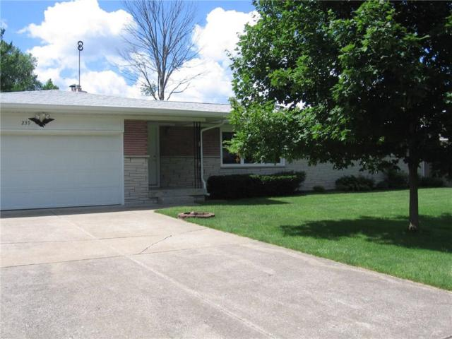 239 Byrkit Street, Indianapolis, IN 46217 (MLS #21494824) :: Indy Plus Realty Group- Keller Williams