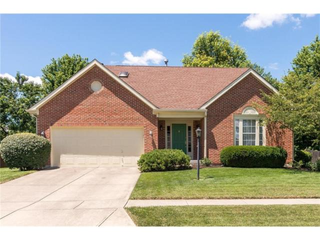 12556 Saksons Boulevard, Fishers, IN 46038 (MLS #21494887) :: The Evelo Team