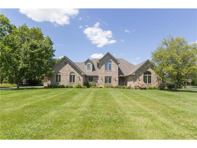 9136 Fawn Lake Drive, Indianapolis, IN 46278 (MLS #21494928) :: Indy Plus Realty Group- Keller Williams
