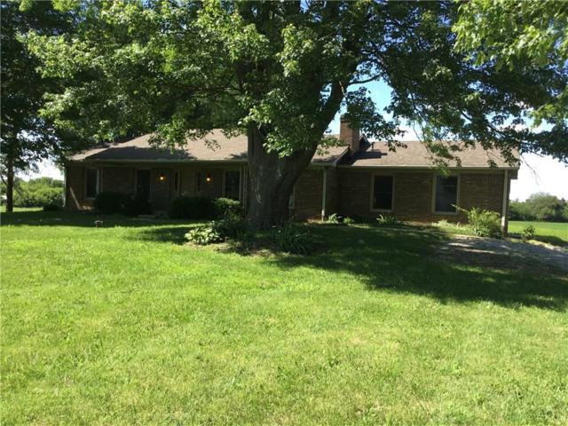 8736 W State Road 42, Monrovia, IN 46157 (MLS #21494933) :: Mike Price Realty Team - RE/MAX Centerstone