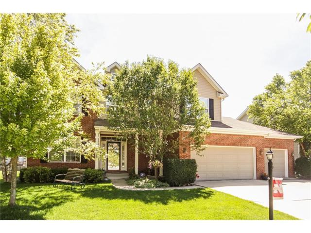 7115 Summer Oak Drive, Noblesville, IN 46062 (MLS #21494941) :: Mike Price Realty Team - RE/MAX Centerstone