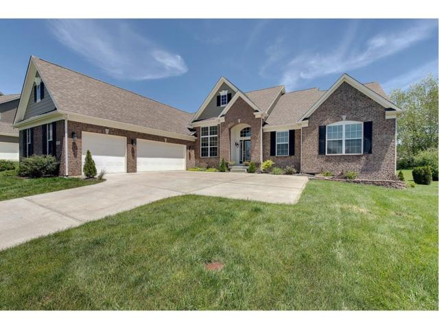 3209 Willow Bend Trail, Zionsville, IN 46077 (MLS #21494944) :: Mike Price Realty Team - RE/MAX Centerstone