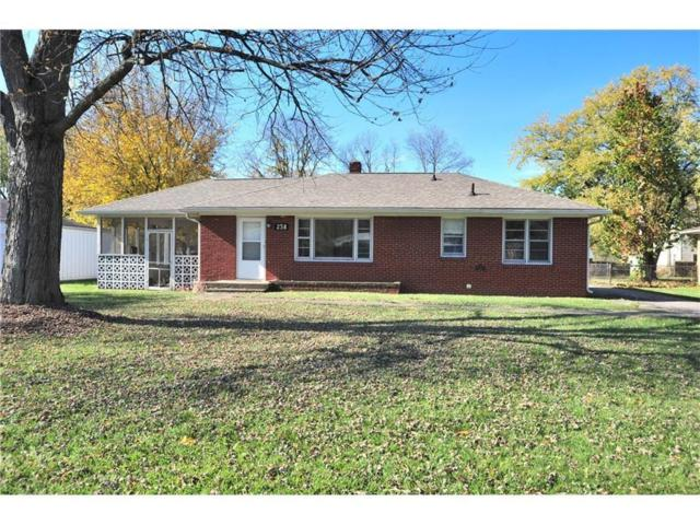 238 N Kirk Drive W, Indianapolis, IN 46234 (MLS #21494976) :: RE/MAX Ability Plus