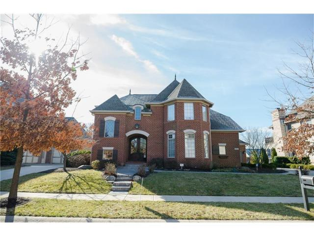 6711 Beekman Place W, Zionsville, IN 46077 (MLS #21495071) :: Indy Plus Realty Group- Keller Williams