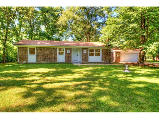 6764 E Heatherwood Lane, Camby, IN 46113 (MLS #21495122) :: RE/MAX Ability Plus