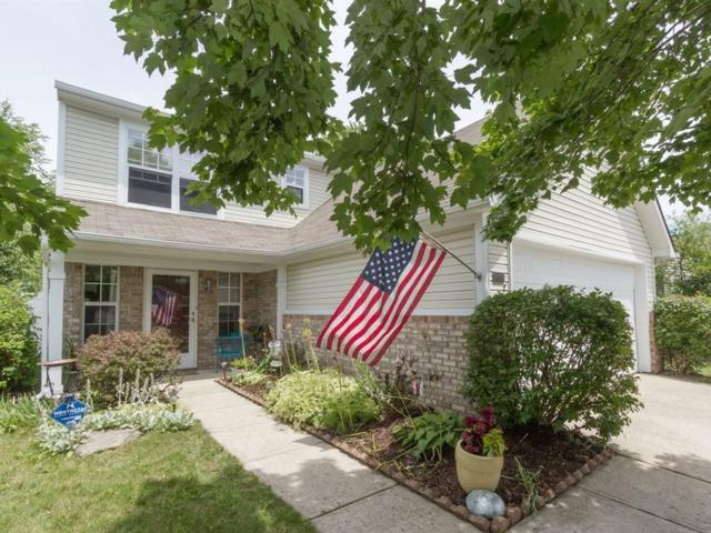 6008 Polonius Drive, Indianapolis, IN 46254 (MLS #21495126) :: RE/MAX Ability Plus