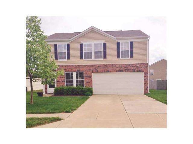 3097 W Meadowbend Drive, Monrovia, IN 46157 (MLS #21495247) :: Mike Price Realty Team - RE/MAX Centerstone