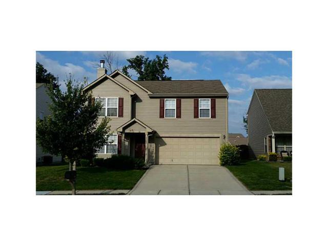 5140 Greenside Drive, Indianapolis, IN 46235 (MLS #21495300) :: Len Wilson & Associates