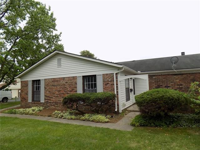 4628 W 47TH Street, Indianapolis, IN 46254 (MLS #21495548) :: Indy Scene Real Estate Team
