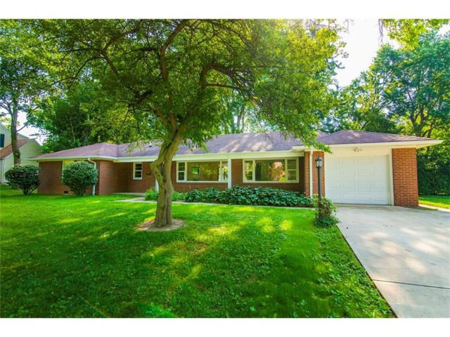 708 Pershing Drive, Anderson, IN 46011 (MLS #21495576) :: The Evelo Team