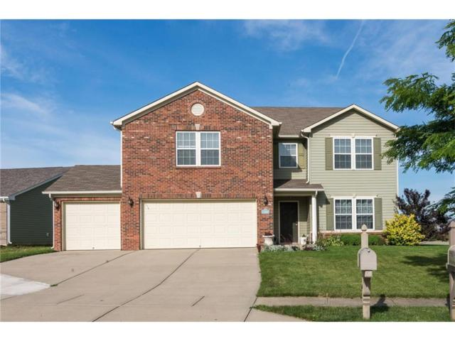 2083 Cold Springs Drive, Pendleton, IN 46064 (MLS #21495665) :: The Gutting Group LLC