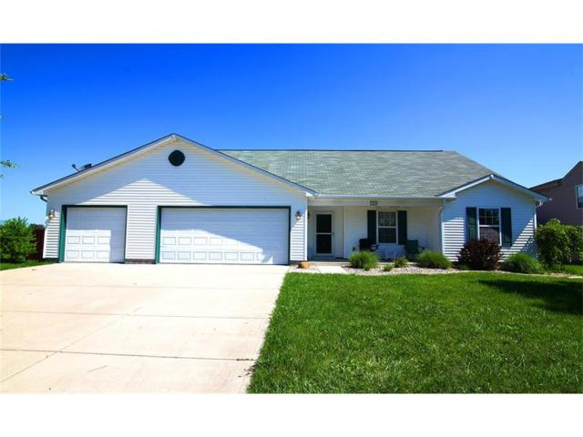 382 Blue Spruce Drive, Pendleton, IN 46064 (MLS #21495846) :: The Gutting Group LLC