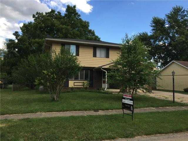 660 Holiday Drive, Fortville, IN 46040 (MLS #21495869) :: The Gutting Group LLC