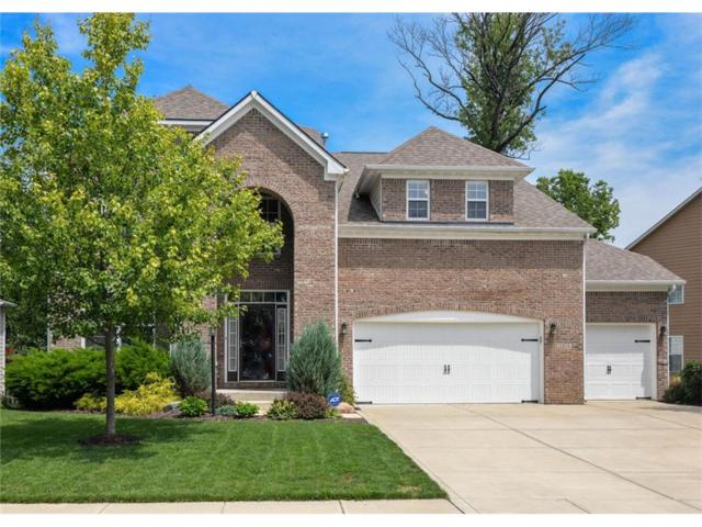 11014 Sunny Bluff Drive, Indianapolis, IN 46236 (MLS #21496226) :: The Evelo Team