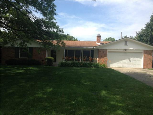 3124 Melrose Court, Anderson, IN 46011 (MLS #21497517) :: The Evelo Team