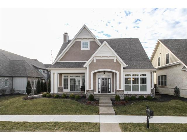3457 Woodham Place, Carmel, IN 46033 (MLS #21497579) :: The Gutting Group LLC