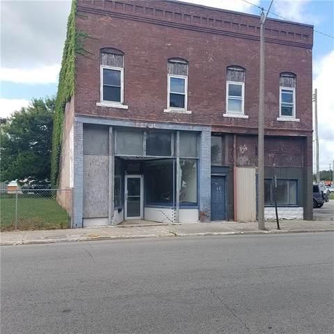 116 S 16th Street, Elwood, IN 46036 (MLS #21497745) :: AR/haus Group Realty