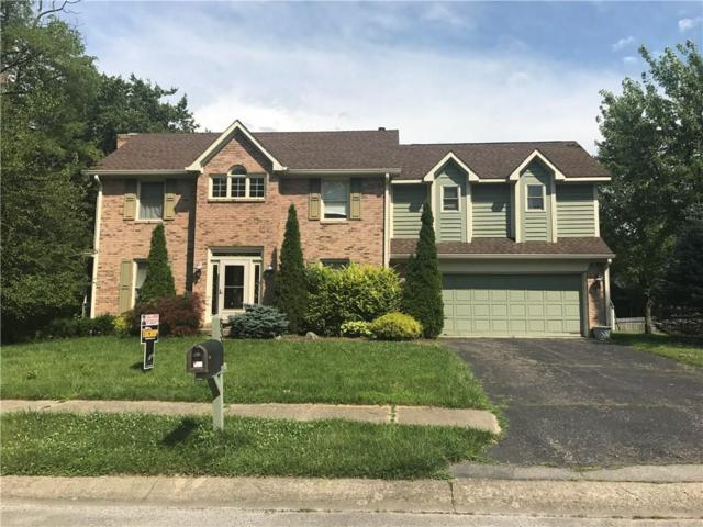 8323 Carefree Circle, Indianapolis, IN 46236 (MLS #21497782) :: Richwine Elite Group
