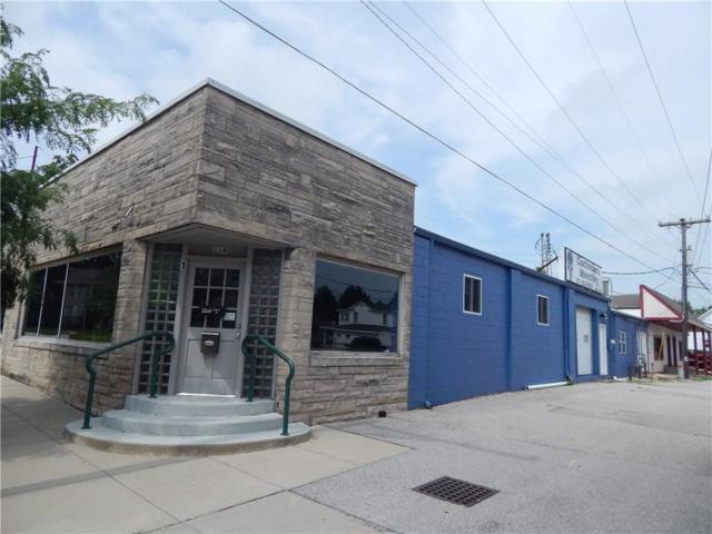 119 N Vine Street, Plainfield, IN 46168 (MLS #21497806) :: Indy Scene Real Estate Team