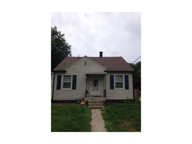 110 S Jefferson Street, Brownsburg, IN 46112 (MLS #21500287) :: RE/MAX Ability Plus