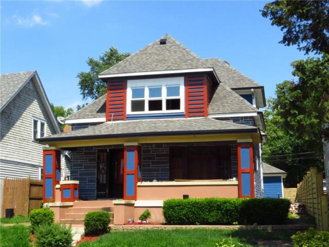 425 N Arsenal Avenue, Indianapolis, IN 46201 (MLS #21500579) :: Indy Scene Real Estate Team