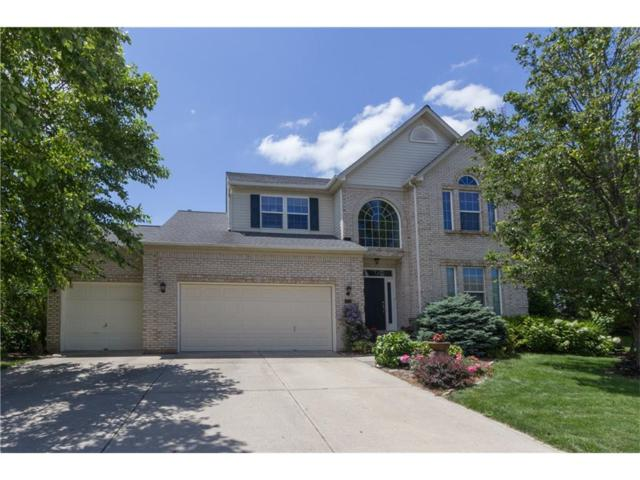 1670 Cottongrass Drive, Brownsburg, IN 46112 (MLS #21500720) :: The Evelo Team