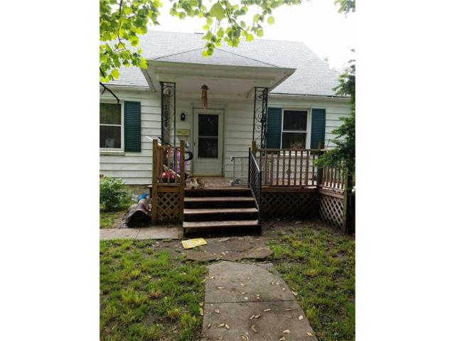 1538 Shannon Avenue, Indianapolis, IN 46201 (MLS #21500766) :: The Evelo Team