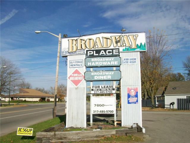 418 E Broadway Street, Fortville, IN 46040 (MLS #21500878) :: The Evelo Team