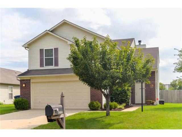 15484 Follow Drive, Noblesville, IN 46060 (MLS #21500911) :: The Evelo Team