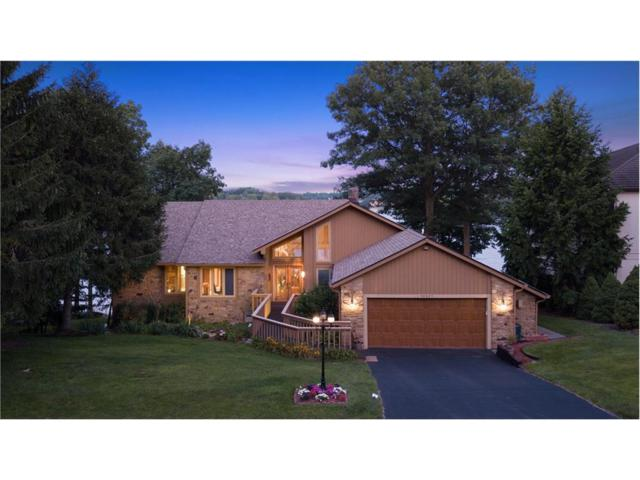 10923 Brigantine Drive, Indianapolis, IN 46256 (MLS #21500958) :: The Gutting Group LLC