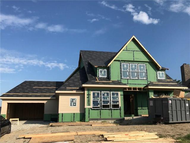 3910 Birkdale Drive, Carmel, IN 46033 (MLS #21501111) :: The Gutting Group LLC