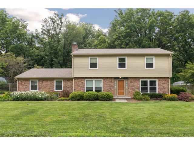 4518 Hidden Orchard Lane, Indianapolis, IN 46228 (MLS #21501114) :: The Gutting Group LLC