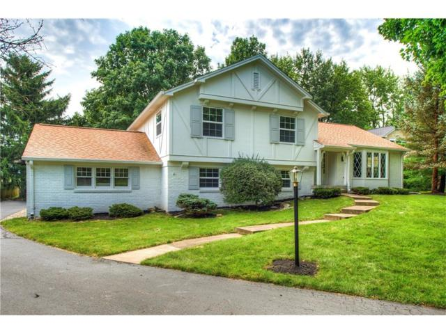 7335 Huntington Road, Indianapolis, IN 46240 (MLS #21501230) :: The Gutting Group LLC