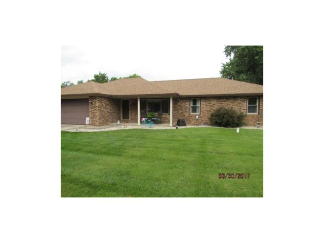 3912 Eastern Drive, Anderson, IN 46012 (MLS #21501482) :: The Evelo Team