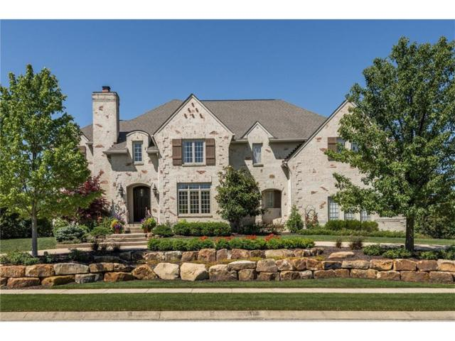 13696 Coldwater Drive, Carmel, IN 46032 (MLS #21501495) :: The Evelo Team