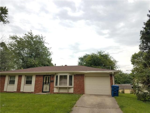 3919 Marietta Court, Indianapolis, IN 46235 (MLS #21501581) :: The Gutting Group LLC