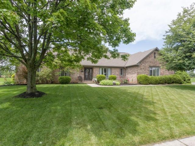 868 W Ironwood Drive, Brownsburg, IN 46112 (MLS #21501616) :: The Evelo Team