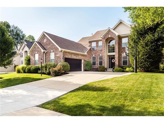 14932 Newburyport Drive, Fishers, IN 46040 (MLS #21501716) :: The Gutting Group LLC