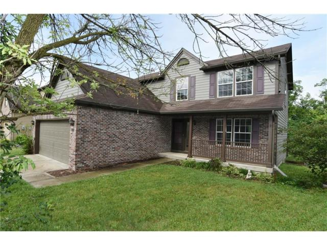 3740 W 46th Street, Indianapolis, IN 46228 (MLS #21501724) :: The Gutting Group LLC
