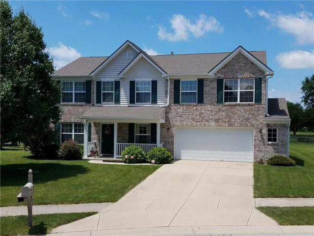 3620 Newberry Road, Plainfield, IN 46168 (MLS #21501730) :: The Evelo Team