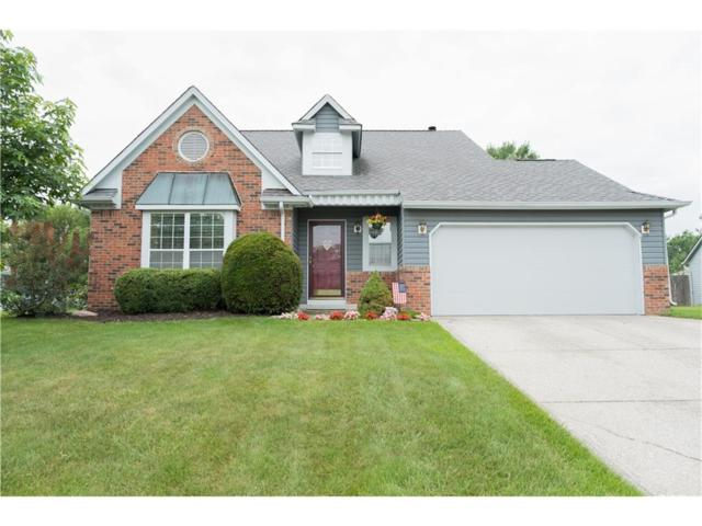 7462 Crickwood Lane, Indianapolis, IN 46268 (MLS #21501733) :: The Gutting Group LLC