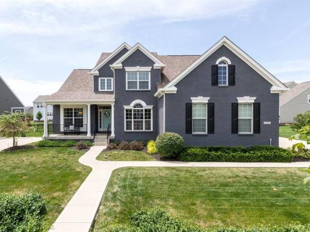 12878 Walbeck Drive, Fishers, IN 46037 (MLS #21501817) :: The Gutting Group LLC